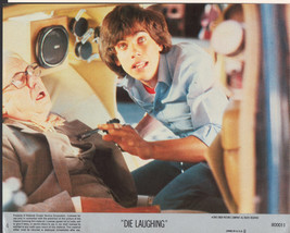 "Die Laughing 1980 8x10"" color movie photo #4 - $7.83"
