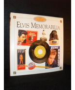 Elvis Memorabilia by Editorial Team (2001, Hardcover) - $7.83