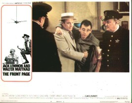 Front, The 11x14 Lobby Card #8 - $7.83