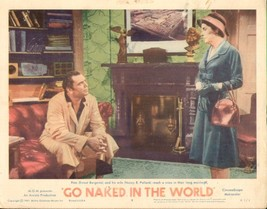 Go Naked in the World 11x14 Lobby Card #3 - $7.83