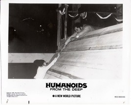 Humanoids From the Deep 8x10 Black & white movie photo # - $7.83