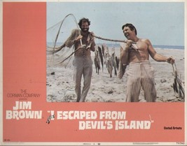 I Escaped From Devil's Island 11x14 Lobby Card #5 - $7.83