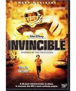 Invincible (DVD, 2006, Widescreen) - $5.87