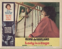 Lady in a Cage 11x14 Lobby Card #5 - $7.83