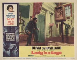 Lady in a Cage 11x14 Lobby Card #2 - $7.83