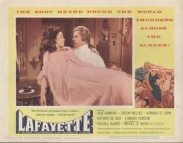 Lafayette 11x14 Lobby Card #1 - $7.83