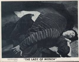 Lady of Monza, The 11x14 Lobby Card #8 - $7.83