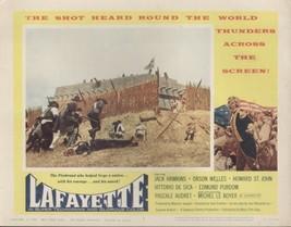Lafayette 11x14 Lobby Card #2 - $7.83