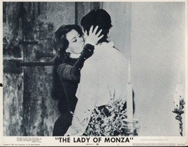 Lady of Monza, The 11x14 Lobby Card #1 - $7.83