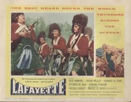 Lafayette 11x14 Lobby Card #3 - $7.83