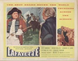 Lafayette 11x14 Lobby Card #5 - $7.83