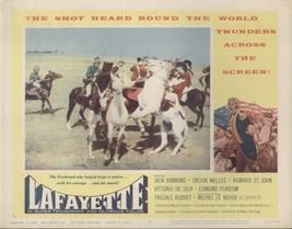 Lafayette 11x14 Lobby Card #7 - $7.83