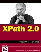 XSLT 2 0 and XPath 2 0 Programmer s Reference by Michael Kay