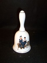 """Norman Rockwell 6"""" bell - Lighthouse Keepers Daughter - $7.83"""