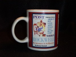 Norman Rockwell Saturday Evening Post cover cof... - $5.87