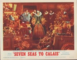 Seven Seas to Calais 1962 11x14 Lobby Card #8 - $7.83