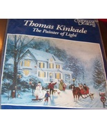 Thomas Kinkade Painter of Light Home for the Ho... - $25.00