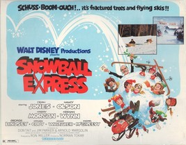 Snowball Express 1972 11x14 Lobby Card #nn - $7.83