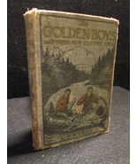 The Golden Boys and their New Electric Cell 1922 hardcover edition - $6.85