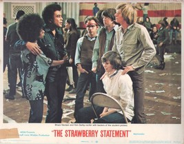 The Strawberry Statement 1970 11x14 Lobby Card #7 - $7.83