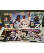 Lot of 8 - Beckett Future Stars Magazines 1991-92 : #1,2,3,6,8,13,17,19 - $18.95