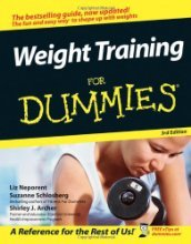 Weight Training For Dummies by LaReine Chabut