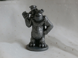 Sully and Boo Metal Figurine, Pixar Monopoly Game Replacement Token - $5.99