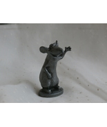 Remy the Mouse Ratatouille Metal Figurine, Pixa... - $5.99