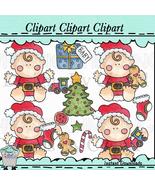 Baby Claus Clip Art - $1.35