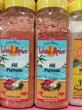 2 X Island Spice ALL PURPOSE SEASONING 32 oz - $38.00