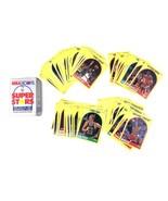 NBA Hoops The Official NBA Basketball Card 100 NBA Trading Cards 1990 Ro... - $12.19
