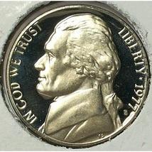 1977-S DCAM Proof Jefferson Nickel #0604 - $1.59