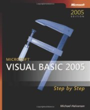 Microsoft Visual Basic Step by Step by Halvorson