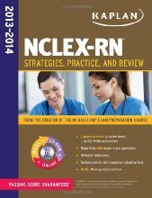 NCLEX RN Strategies Practice and Review with Practice Test by Kaplan