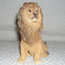 Lion by Stone Critter made in USA - $7.00