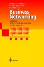 Business Networking Shaping Collaboration Between Enterprises by ?sterle