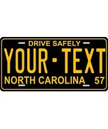 North Carolina 1957 Personalized Tag Vehicle Car Auto License Plate - $16.75
