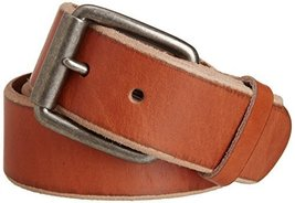 "Bill Adler 23805 1-1/2"" (38mm) Wide Genuine Leather Belt with Roller Buc... - $54.45"