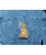 Childrens Denim Jean Jacket Small 7 E.T. Univer... - $19.99