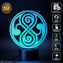 Doctor Who Seal of Rassilon Lighting Decor Gadg... - $59.44