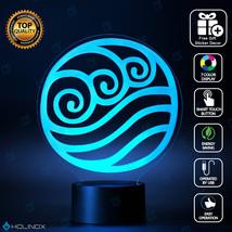 Avatar Water Lighting Decor Gadget Lamp + Stick... - $59.44