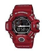 Casio - G-Shock - RED Series - RANGEMAN - GW9400RD-4 - $586.85