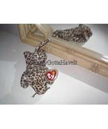 TY Beanie Baby Freckles The Leopard 1996 - $9.99