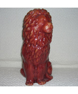 "Lion Candle 10""  inches  tall  - $5.00"