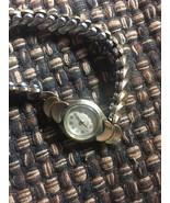 Vintage ladies Louis watch Parts Or Repair 17 Jewels - $8.79