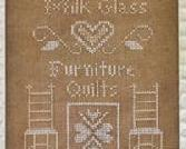 Simply Vintage cross stitch chart Country Cottage Needleworks