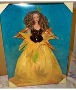 Vincent Van Gogh Sunflower Barbie nrfb 1998 (J)  Beautiful doll !! Mattel - $79.99