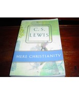MERE CHRISTIANITY by C S LEWIS (1996) - $4.99