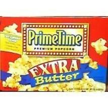 PRIME TIME PREMIUM POPCORN EXTRA ... - 2 Boxes----Each  Box Is 1 X(0.408LB) - $4.25
