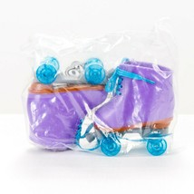 """My Life As Roller Skates NEW Purple Blue Laces For 18"""" Doll - $9.76"""